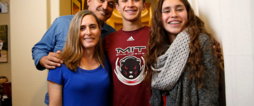 The Story of one Family that went from the Fields to MIT