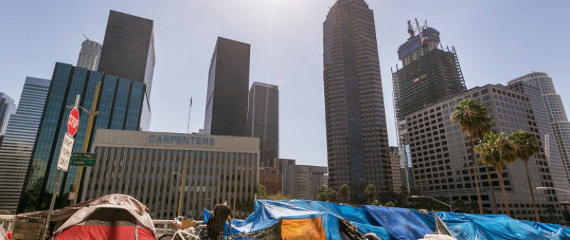 Los Angeles County Leaders Approve Effort to pay Homeowners to House the Homeless
