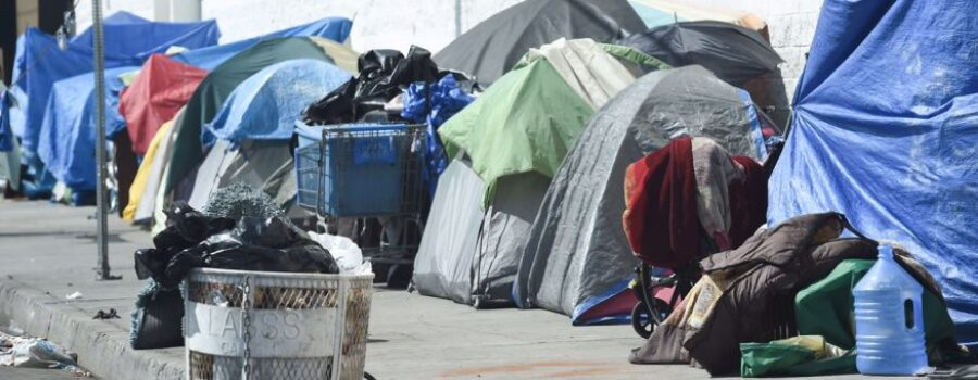 Report Claims that California has the most Unsheltered Homeless People