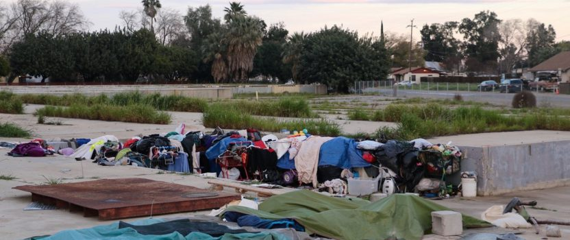 Increase in Homeless People in Central Valley is Linked to Silicon Valley