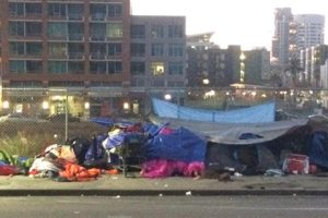 San Diego Planning Tent Shelters for Homeless