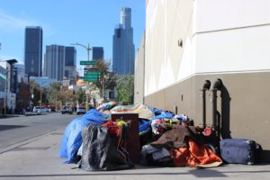 LAPD Cracks down on use of Homeless People for Ballot Initiative Fraud