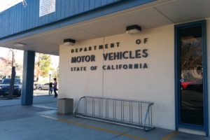 Report Claims that a Major Funding Source for the California DMV might Collapse