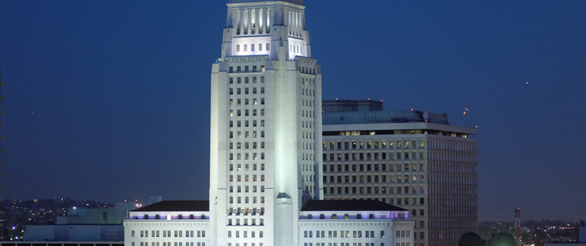 Los Angeles City Council might ease Rules for Candidates to get Campaign Matching Funds