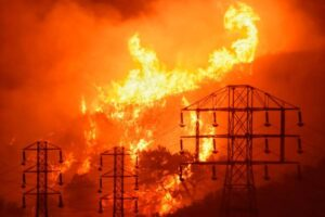 PG&E to Plead Guilty to Involuntary Manslaughter in 2018 Campfire